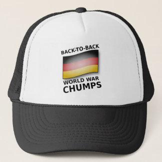 Undisputed World War Losers German Flag Hat