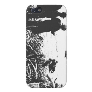 Undisputed World War Vintage Photographs iPhone SE/5/5s Cover
