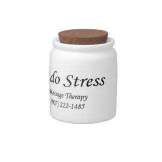 Undo Stress Candy Jar