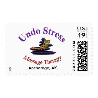 Undo Stress Stamps