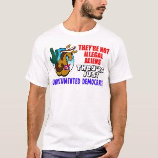 Undocumented Democrats T-Shirt