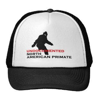 UNDOCUMENTED NORTH AMERICAN PRIMATE TRUCKER HAT