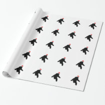 Undocumented North American Primate Wrapping Paper