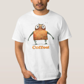 Undroid - Coffee! T-Shirt