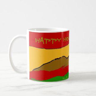 Undulating Land Coffee Mug