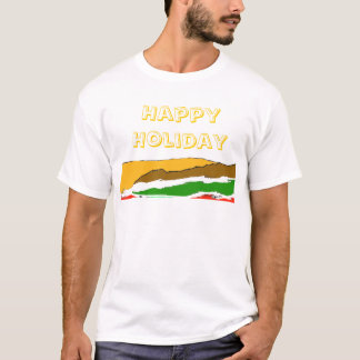 Undulating Land T-Shirt