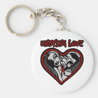 UNDYING LOVE KEYCHAIN
