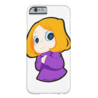 Une fille appelée Estefanía Barely There iPhone 6 Case