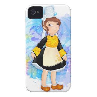Une petite bretonne Case-Mate iPhone 4 case