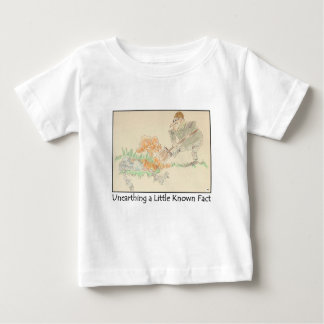 Unearthing a Little Known Fact Infant T-shirt