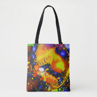 Unearthly Delight Tote Bag