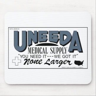 Uneeda Medical Supply (Return of the Living Dead) Mouse Pad