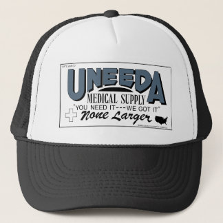 Uneeda Medical Supply (Return of the Living Dead) Trucker Hat