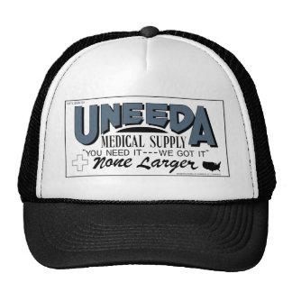 Uneeda Medical Supply (Return of the Living Dead) Trucker Hat