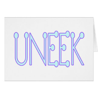Uneek Card