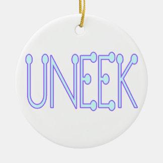 Uneek único ornamente de reyes