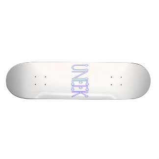 Uneek Unique Skateboard Deck