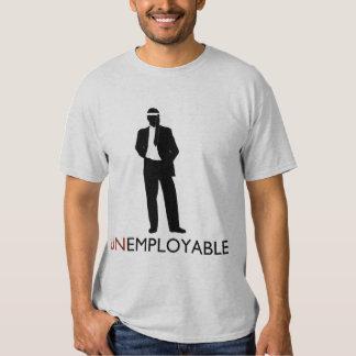 Unemployable! Camisas