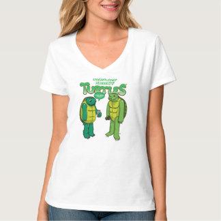 Unemployed Humanoid Turtles™ Shirt