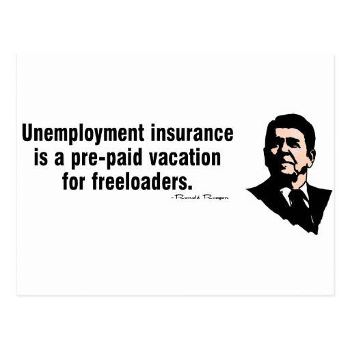 Create your own unemployment insurance
