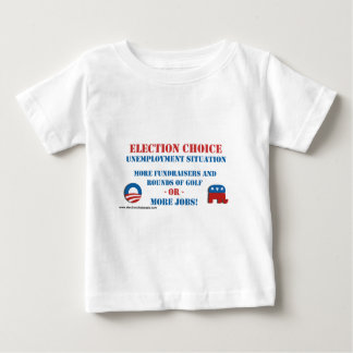 Unemployment Situation Baby T-Shirt