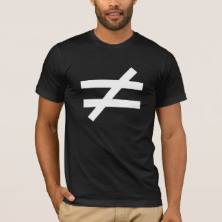 Unequal Ubermensch Nietzsche SHirt
