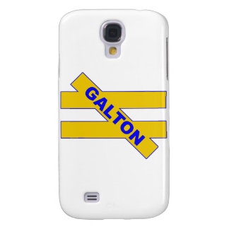 Unequality — Francis Galton Galaxy S4 Cover