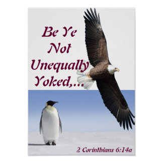 Unequally Yoked. Poster
