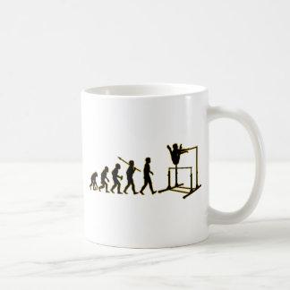 Uneven Bars Classic White Coffee Mug