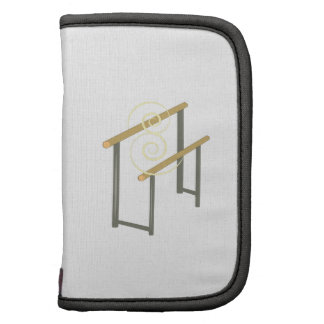 Uneven Bars Folio Planners