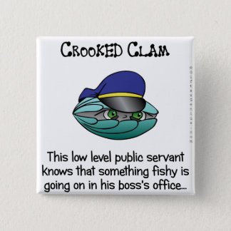 Unexpected crooks in government button