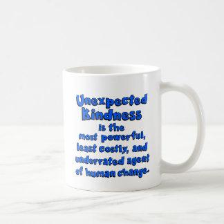 UNEXPECTED KINDNESS COFFEE MUG