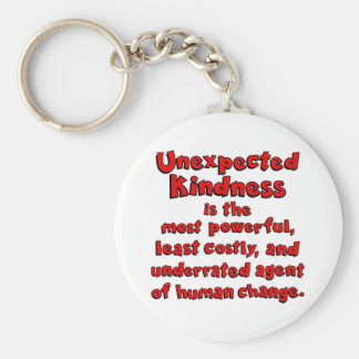 UNEXPECTED KINDNESS KEYCHAIN