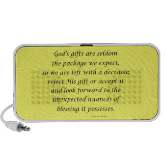 unexpected nuances of blessings travel speaker