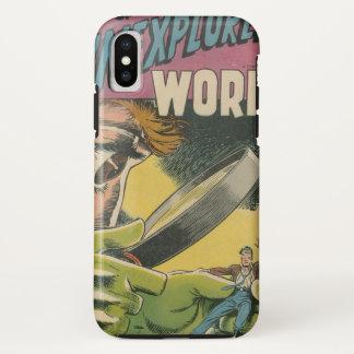 unexplored worlds iPhone x case