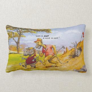Unfair pig pillows