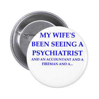 unfaithful pinback button