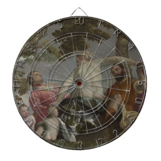 Unfaithfulness by Paolo Veronese Dart Board