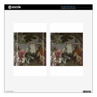 Unfaithfulness by Paolo Veronese Decal For Kindle Fire