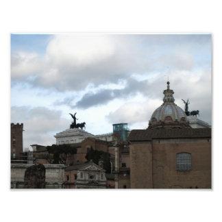 Unfettered - City of Angels Photo Print
