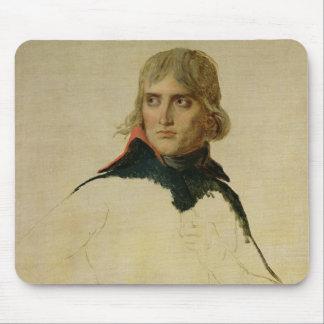 Unfinished portrait of General Bonaparte Mouse Pad