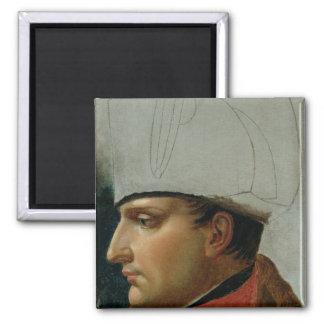 Unfinished Portrait of Napoleon I Refrigerator Magnets