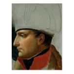 Unfinished Portrait of Napoleon I Post Card