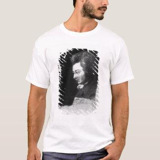 Unfinished Portrait of Wolfgang Amadeus Mozart T-Shirt