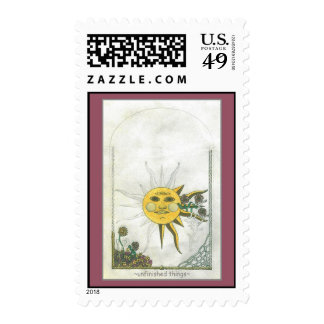 Unfinished Things 44¢ Postage Stamp