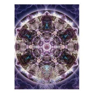 Unfoldment Mandala Postcards