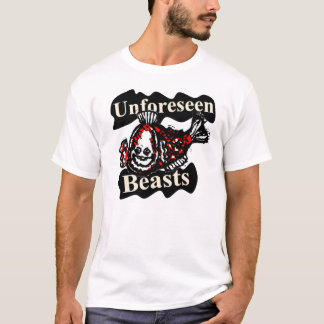 Unforeseen Beasts Fish Tee Shirt