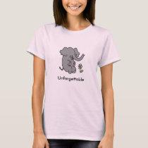 Unforgettable Elephant T-Shirt