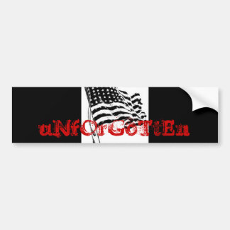 uNfOrGoTtEn Bumper Stickers
