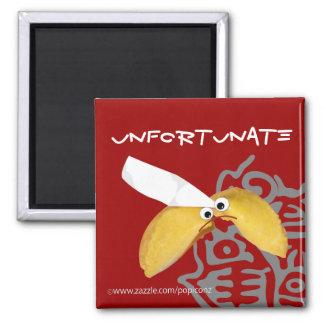 'unfortunate' fortune cookie humorous parody magnet